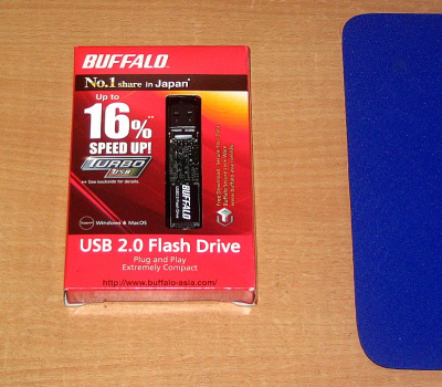 Buffalo high speed usb drive